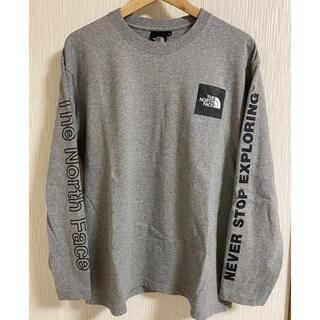 THE NORTH FACE - 【中古】確実正規品 ノースフェイス ロングスリーブ Tシャツ