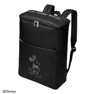 ディズニー(Disney)のsmart 2021年5月号付録 ミッキーマウス ボックス型バックパック(バッグパック/リュック)