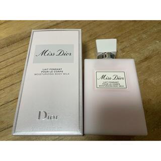 ディオール(Dior)のDior ミスディオール ボディミルク 200ml(ボディローション/ミルク)