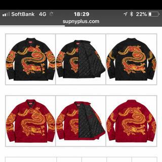 シュプリーム(Supreme)の専用supreme dragon work jacket(カバーオール)