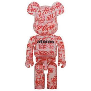 メディコムトイ(MEDICOM TOY)の BE@RBRICK atmos Coca-Cola 1000% CLEAR (その他)