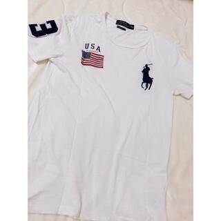 ポロラルフローレン(POLO RALPH LAUREN)のPolo Ralph Lauren 半袖シャツ tシャツ(Tシャツ/カットソー(半袖/袖なし))
