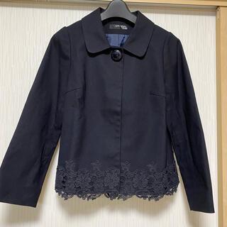 UNIVERVAL MUSE - ユニバーバルミューズ フラワー刺繍が素敵なジャケット