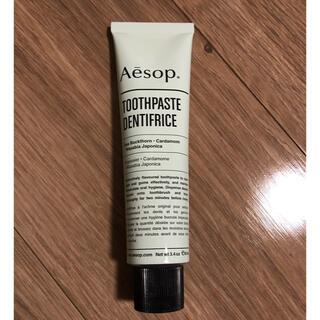 イソップ(Aesop)の【新品】Aesop トゥースペースト 歯磨き粉(歯磨き粉)