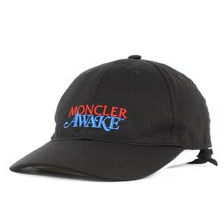モンクレール(MONCLER)のMONCLER× AWAKE NY コラボキャップ(キャップ)