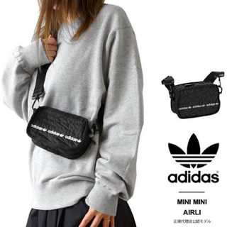adidas - adidas ボディバッグ ショルダーバッグ
