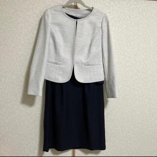 シマムラ(しまむら)のフォーマル アンサンブル コサージュつき 15号(スーツ)