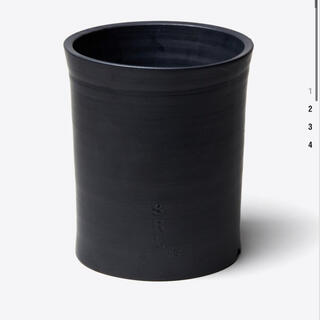 ネイバーフッド(NEIGHBORHOOD)のSRL  DEN-5X CE-PLANT POT BLACK FITS ALL (花瓶)