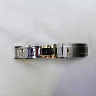 ROLEX - 極美品 汎用 ロレッ クスメタル バンド 20mm 工具付き