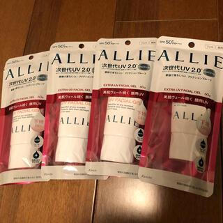 アリィー(ALLIE)の新品 ALLIE エクストラUV フェイシャルジェルN  日焼け止め 60g(日焼け止め/サンオイル)