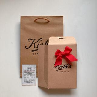 キールズ(Kiehl's)の[今月購入]キールズ / ラッピング クリーム試供品 / 梱包 プレゼント(その他)