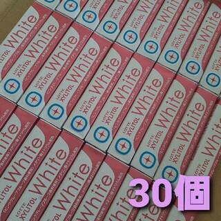 ロッテ キシリトールガム ホワイト ピンクグレープフルーツ 30個(菓子/デザート)