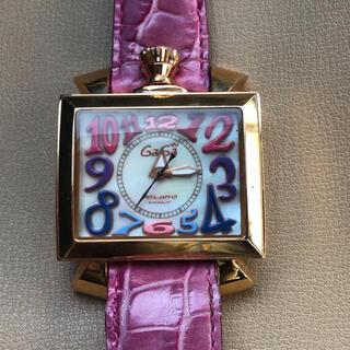 ガガミラノ(GaGa MILANO)のガガミラノ ナポレオーネ 6031.1 シェル文字盤 (腕時計)