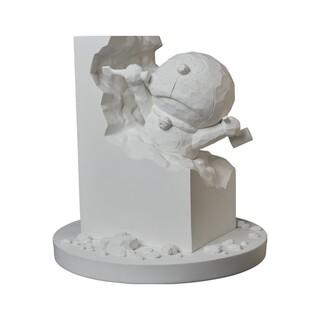 メディコムトイ(MEDICOM TOY)の彫刻家ドラえもん White Ver.(その他)
