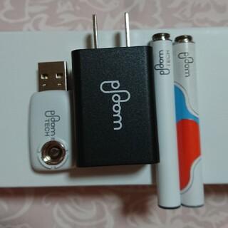 プルームテック(PloomTECH)のプルームテック バッテリー 充電器(タバコグッズ)