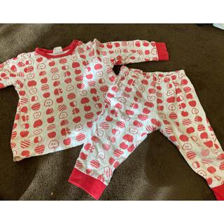 BREEZE - 女の子 パジャマ 90cm