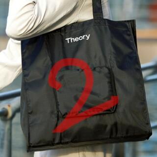 セオリー(theory)のモノマスター付録2セットtheoryエコ大型トートバック(トートバッグ)