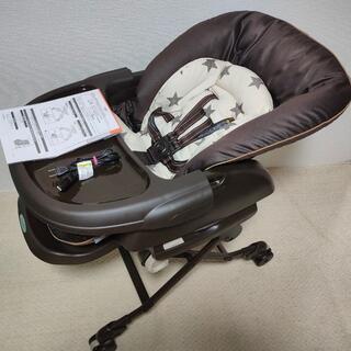 combi - 【送料込】コンビ 美品 ネムリラ オートスウィングロッタ ハイローチェア 新生児
