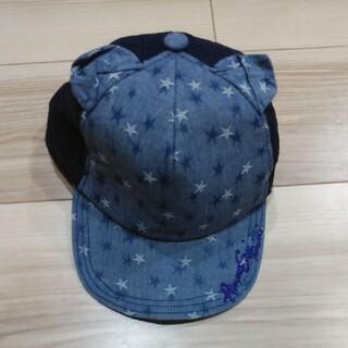 アナスイミニ(ANNA SUI mini)のアナスイミニ ネコ耳キャップ(帽子)