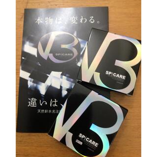 スピケア V3 ファンデーション 本体 レフィル パフ ◆新品未使用◆(ファンデーション)