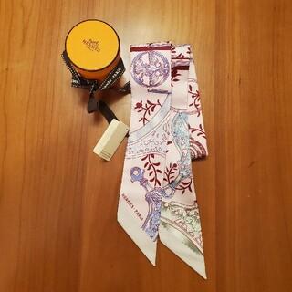 エルメス(Hermes)のHERMES ツイリー鎧 リミックス ツイリー新品(バンダナ/スカーフ)