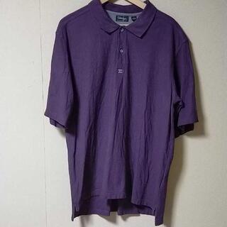 ウォルターヴァンベイレンドンク(Walter Van Beirendonck)のWALTER HAGEN GOLF ポロシャツ パープル ゴルフウェア Lサイズ(ポロシャツ)