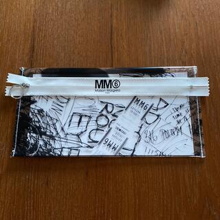 エムエムシックス(MM6)のMM6 クリアポーチ(ポーチ)
