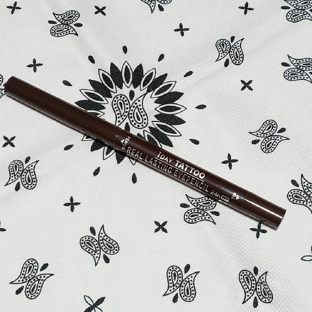 K-Palette(ケーパレット)のK-パレット リアルラスティングアイペンシル 24hWP コスメ/美容のベースメイク/化粧品(アイライナー)の商品写真