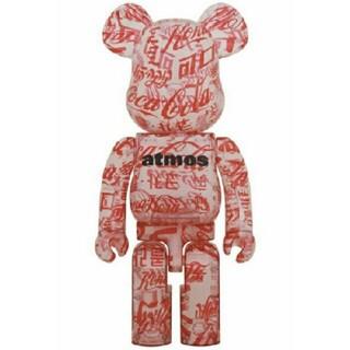 メディコムトイ(MEDICOM TOY)のbe@brick atmos coca-cola 1000% clear(キャラクターグッズ)