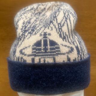 ヴィヴィアンウエストウッド(Vivienne Westwood)のVivienne Westwoodヴィヴィアンウエストウッドニツト帽子(ニット帽/ビーニー)