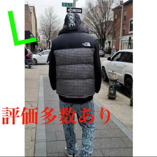 シュプリーム(Supreme)のSupreme TNF Studded Nuptse Vest Black L(ダウンベスト)