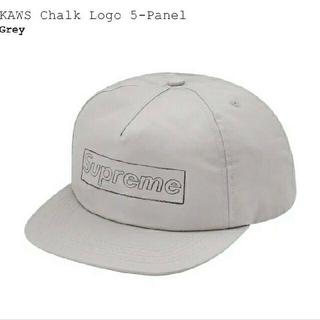 シュプリーム(Supreme)のSupreme KAWS Chalk Logo 5-Panel (キャップ)
