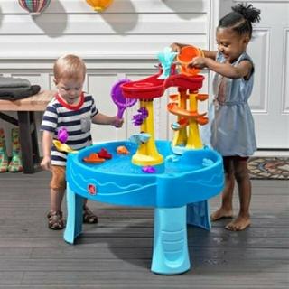 コストコ - ラスト一台 ステップ2 遊具 水遊びアーチウェイフォールズウォーターテーブル