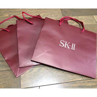 エスケーツー(SK-II)の【SKⅡ】紙袋(ショップ袋)