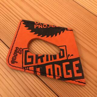 Snow Peak - グラインドロッジ gringlodge  レザーカードケース グラインドロッヂ