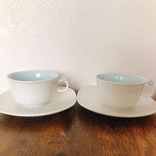 ティーカップ コーヒーカップ カップ ソーサ ノリタケ クレージュ ブランド食器