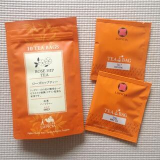 ルピシア(LUPICIA)のルピシア/ローズヒップティー/ロゼロワイヤル/アップルティー/ティーバッグ(茶)
