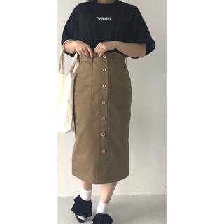 UNIVERSAL OVERALL ユニバーサルオーバーオール ロングスカート(ロングスカート)