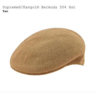 シュプリーム(Supreme)のシュプリーム Kangol Bermuda 504 Hat Mサイズ(ハンチング/ベレー帽)