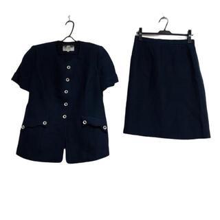 ジュンアシダ(jun ashida)のジュンアシダ スカートスーツ サイズ13 L -(スーツ)