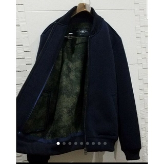 HYDROGEN - 【極美品!】ハイドロゲン イタリア製 ボンバージャケット、ブルゾン