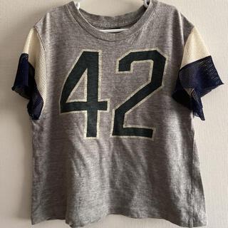 ゴートゥーハリウッド(GO TO HOLLYWOOD)のgo to hollywood  ナンバリングTシャツ 最終価格(Tシャツ/カットソー)