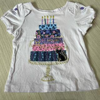 ANNA SUI mini - アナスイミニ Tシャツ100cm