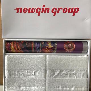 ニューギン(newgin)の♪レア商品2セットまとめ売り♪花の慶次+タオルセット(パチンコ/パチスロ)