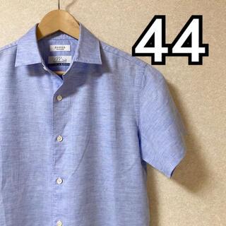 EDIFICE - ◇オススメ◇EDIFICE/エディフィス 半袖シャツ 44サイズ 送料無料