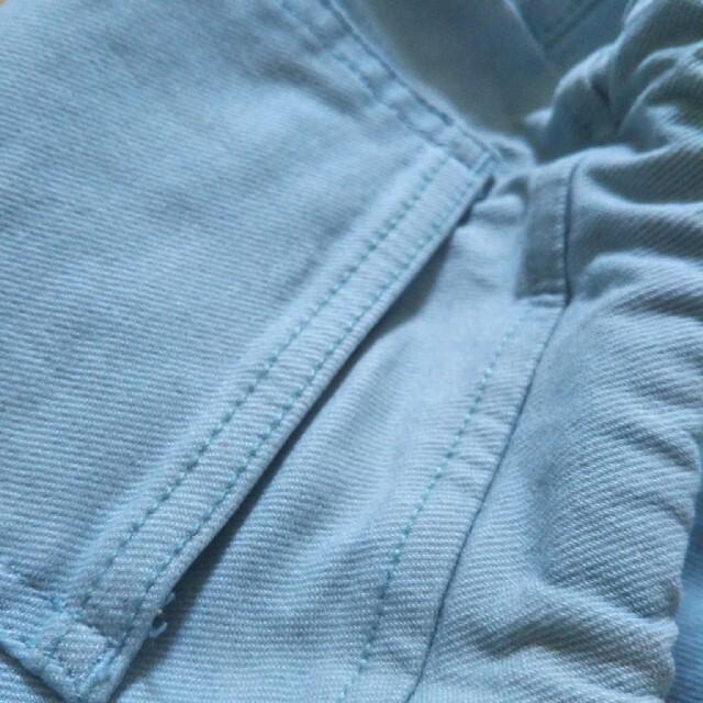 GU(ジーユー)のGU 120cm ストレッチパンツ キッズ/ベビー/マタニティのキッズ服男の子用(90cm~)(パンツ/スパッツ)の商品写真