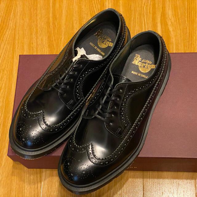 Dr.Martens(ドクターマーチン)のドクターマーチン 3989 MIE クラシック ブローグシューズ メンズの靴/シューズ(ドレス/ビジネス)の商品写真