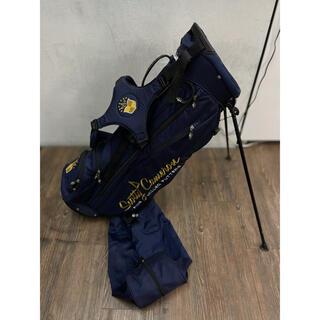 スコッティキャメロン(Scotty Cameron)のスコッティキャメロン 正規品 本物 ピンフラッグ ネイビー スタンドバッグ(バッグ)