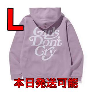 GDC - girls don't cry ガールズドントクライ GDC パープル パーカー