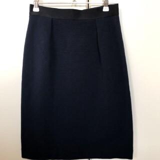 マルティニークルコント(martinique Le Conte)のmartinique☆シンプルタイトスカート(ひざ丈スカート)